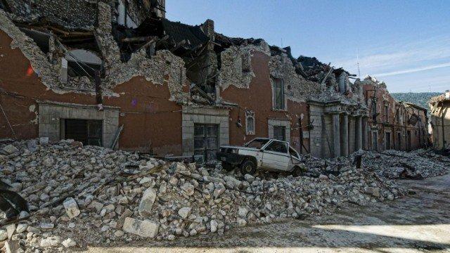 Ricostruzioni dopo i Terremoti. Solo in Friuli ha funzionato