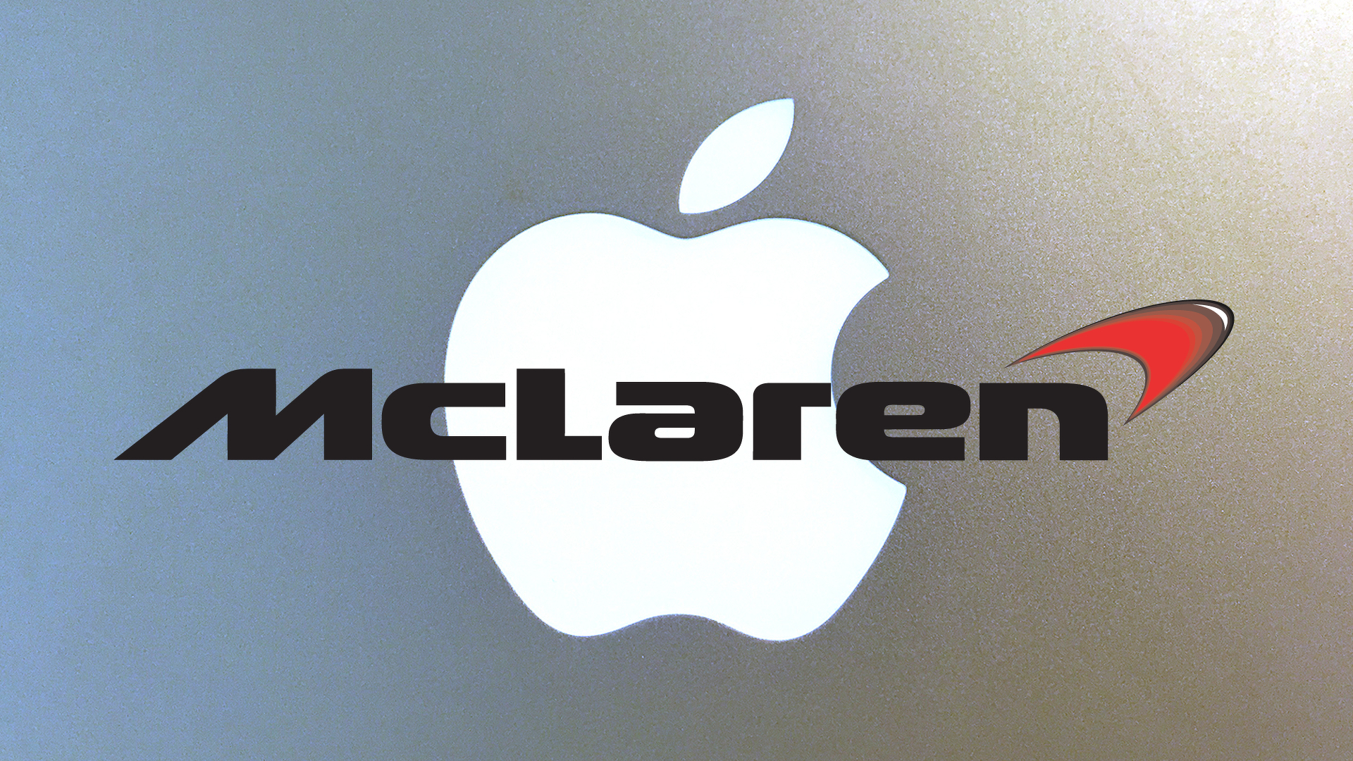 Apple-McLaren sto matrimonio s'ha da fare?