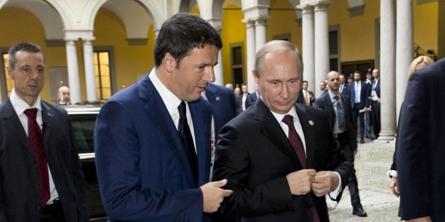 Renzi. Il risveglio del