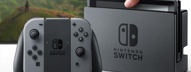 Switch. A Marzo arriverà la nuova consolle Nintendo