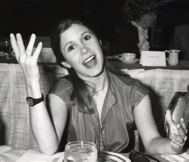 Farewell Carrie