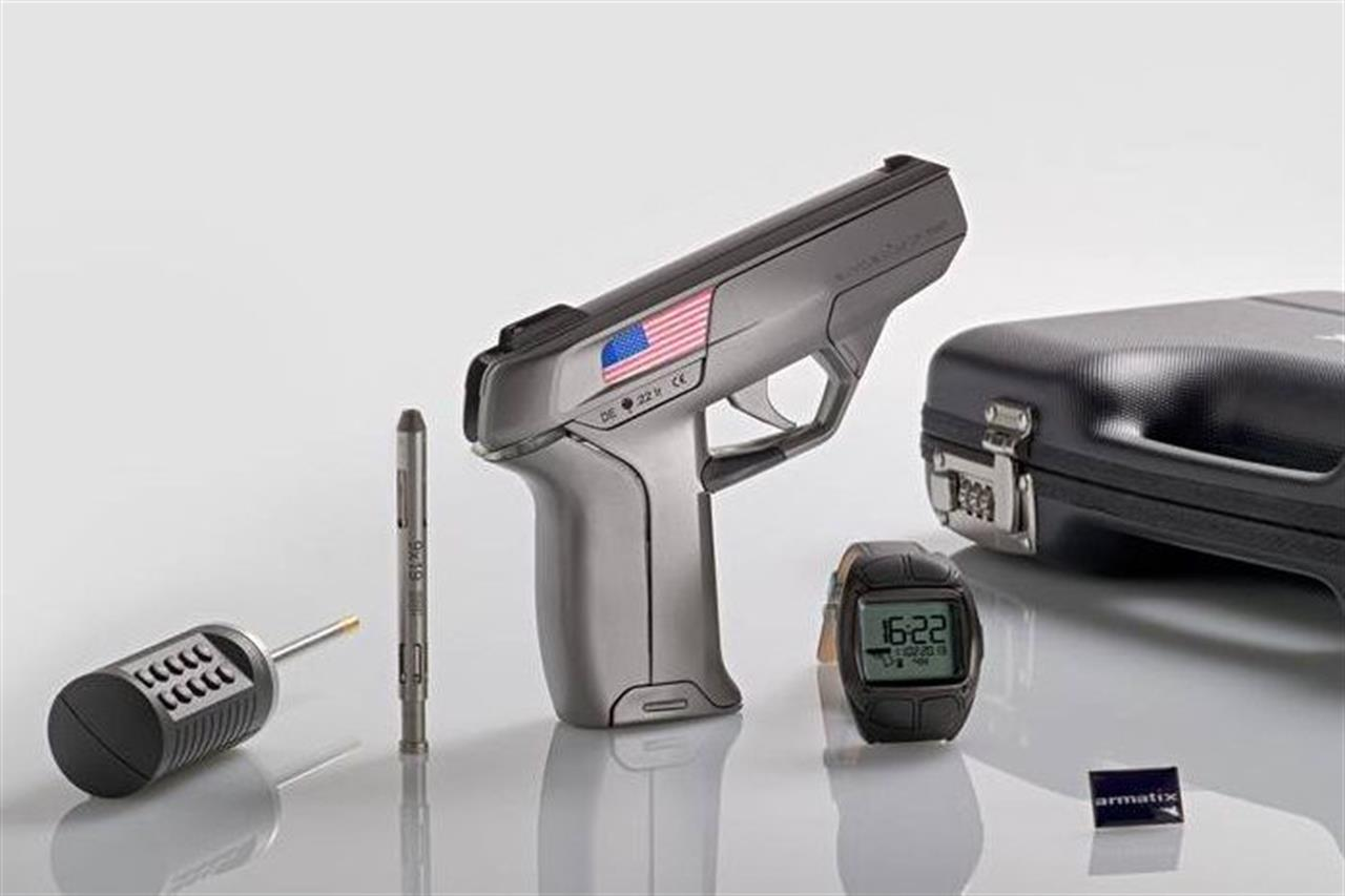 Usa, brevettata la pistola intelligente