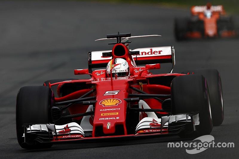 Vettel vince il 1° Gp stagionale a Malbourne