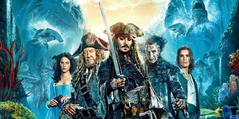 Giugno, nelle sale tornano pirati e mummie