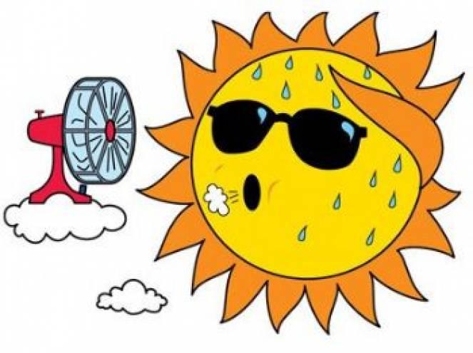 Inizia la settimana più caldo dell'anno