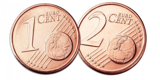 Addio monete da 1 e 2 centesimi. Anzi no..