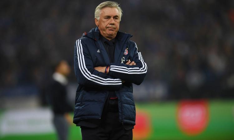 Il Bayer Monaco esonera Ancelotti