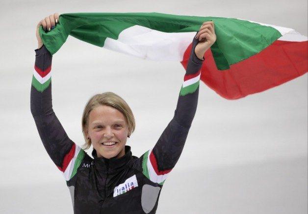 Olimpiadi invernali. 10 medaglie per l'Italia
